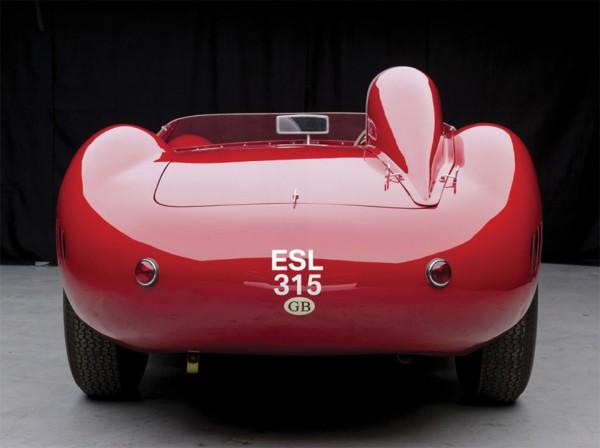 1957 Maserati 250S 9