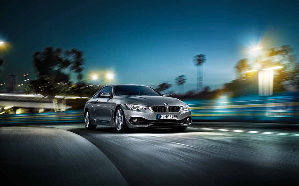 2014 BMW 4 Series 1