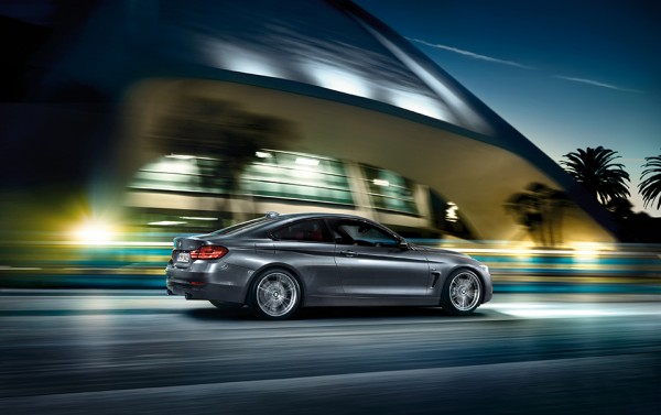 2014 BMW 4 Series 2 600x377 2014 BMW 4 Series