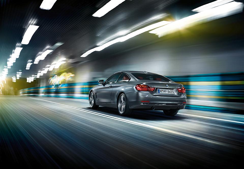 2014 BMW 4 Series 3