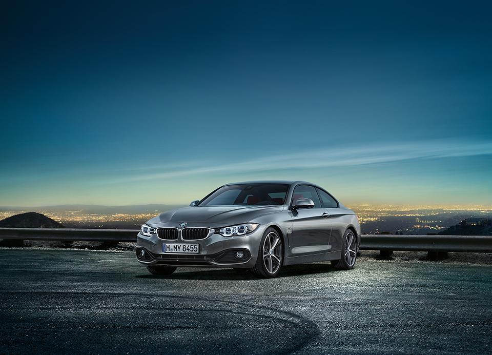 2014 BMW 4 Series 7