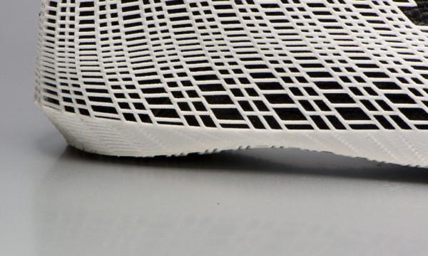 3D Printed Shoe by Earl Stewart 8 600x360 3D Printed Hybrid Shoe by Earl Stewart
