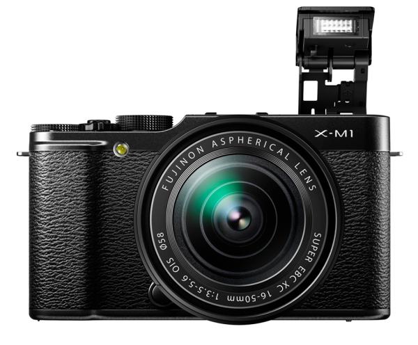 Fujifilm X M1 3 600x496 Fujifilm X M1