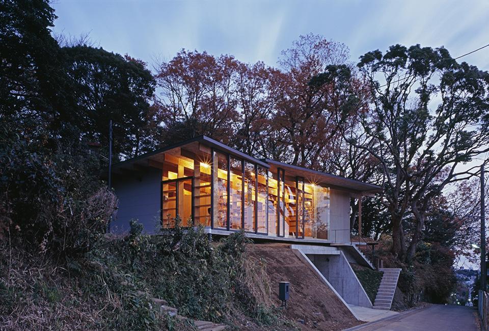 Geo Metria House by Mount Fuji Architects Studio 1