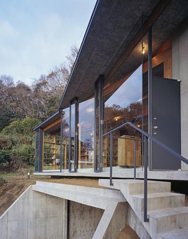 Geo Metria House by Mount Fuji Architects Studio 10