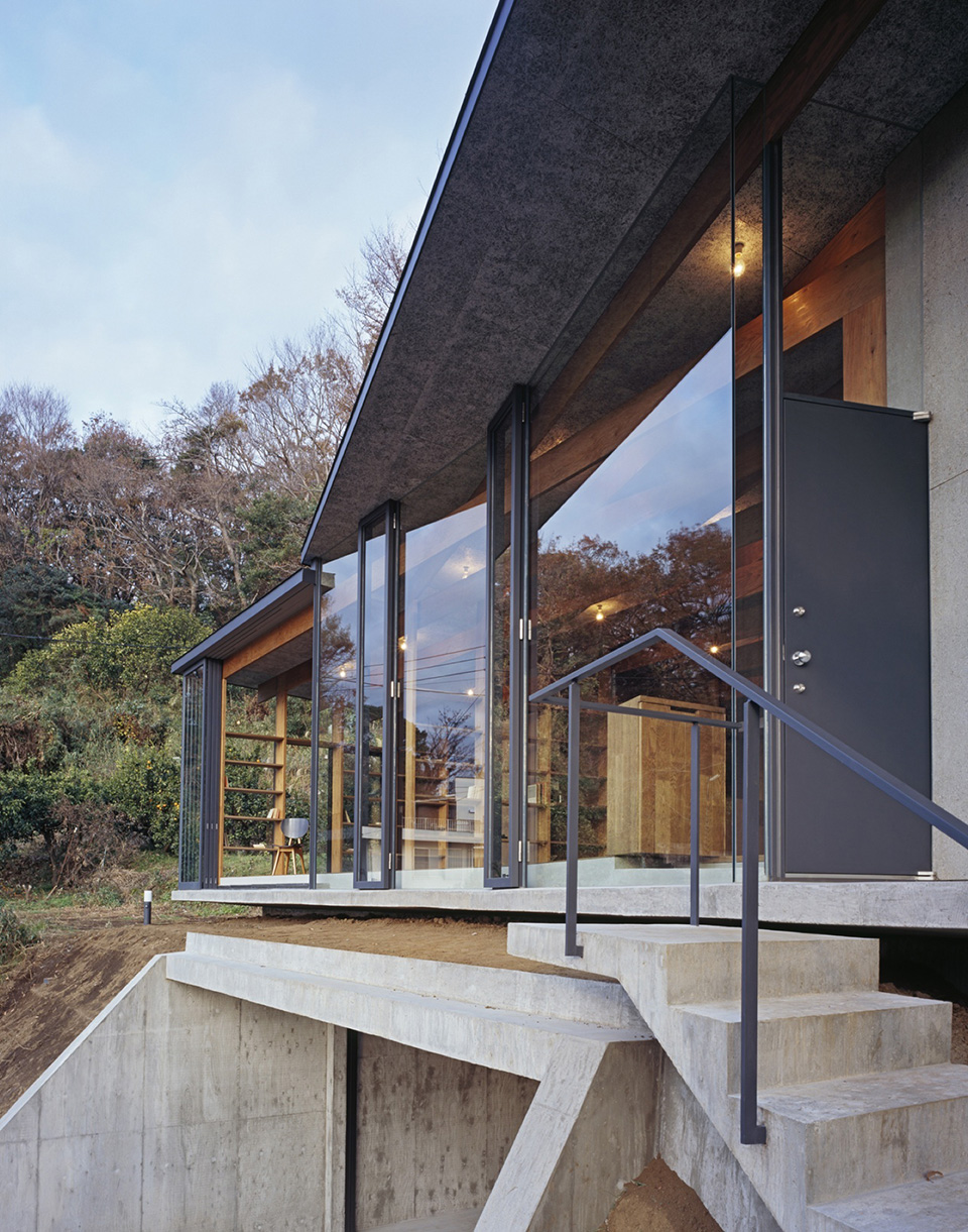 Geo Metria House by Mount Fuji Architects Studio 10