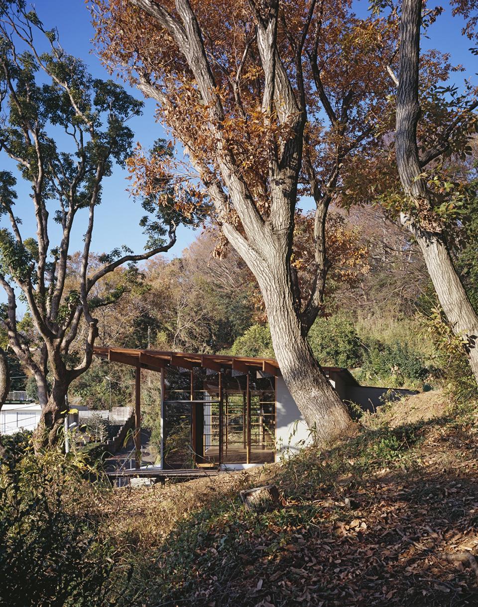 Geo Metria House by Mount Fuji Architects Studio 11