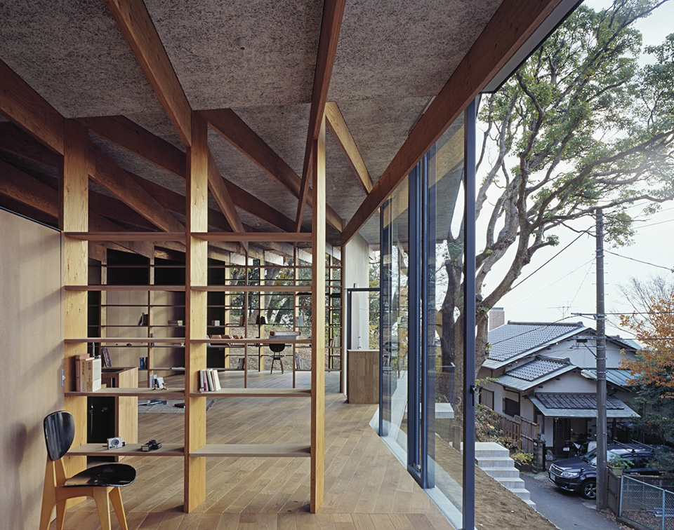Geo Metria House by Mount Fuji Architects Studio 15