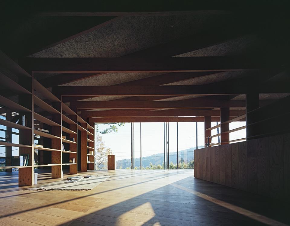 Geo Metria House by Mount Fuji Architects Studio 17