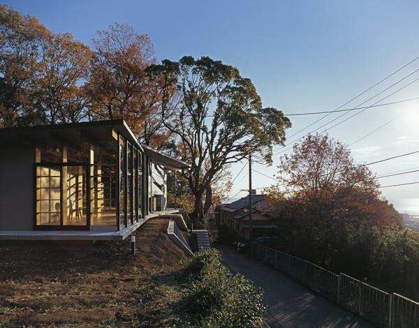 Geo Metria House by Mount Fuji Architects Studio 2