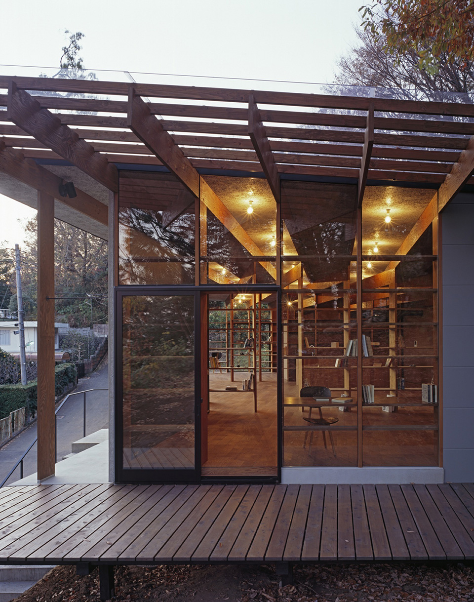 Geo Metria House by Mount Fuji Architects Studio 4