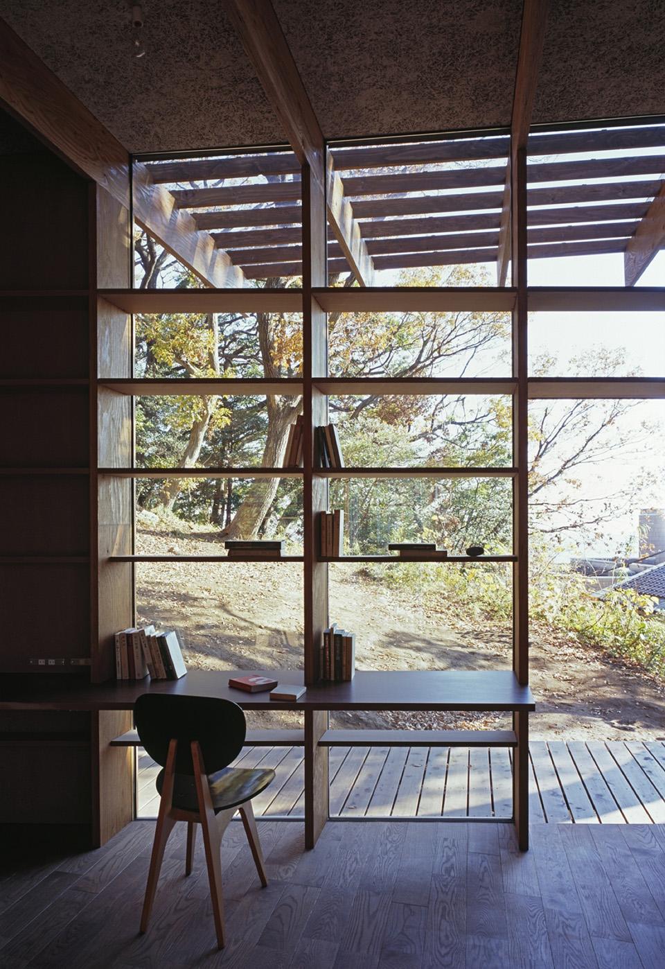 Geo Metria House by Mount Fuji Architects Studio 5