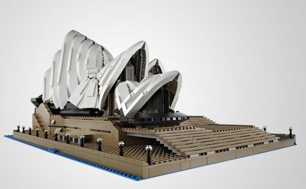 LEGO Sydney Opera House 2