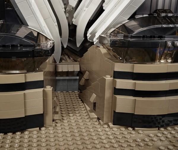 LEGO Sydney Opera House 5