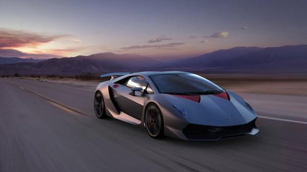 Lamborghini Sesto Elemento In Action