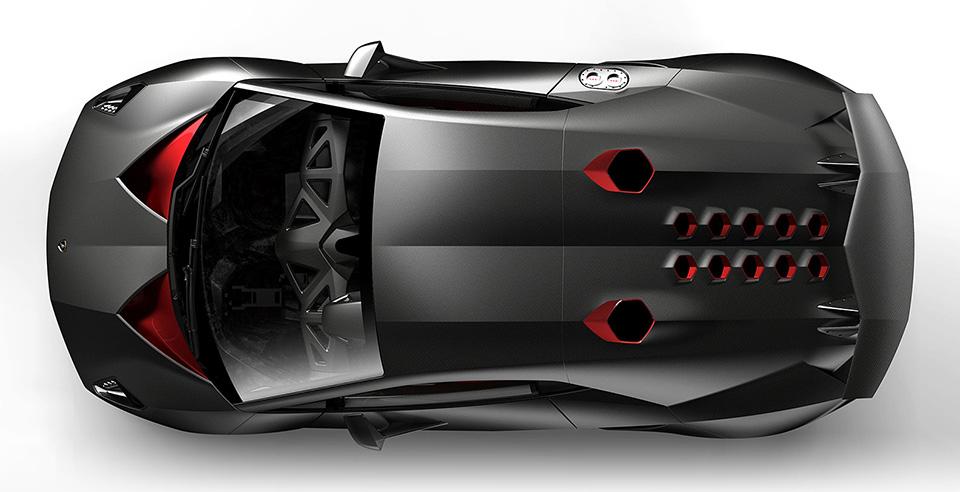 Lamborghini Sesto Elemento 8