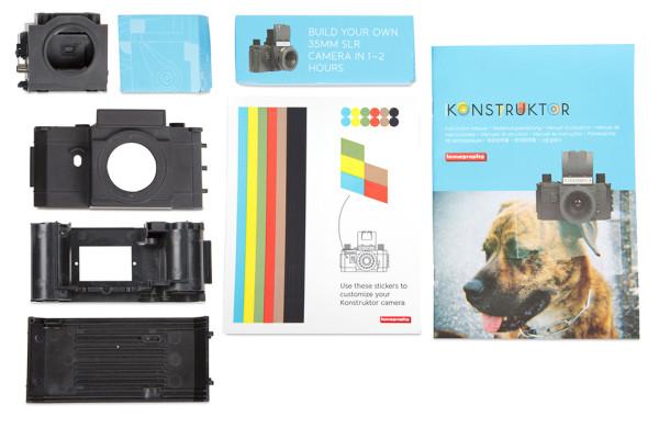 Lomography Konstruktor Camera 3