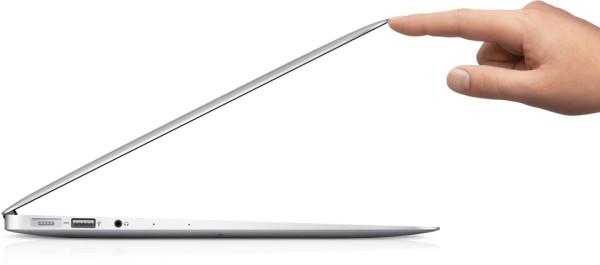 New Macbook Air 1 600x265 The New MacBook Air