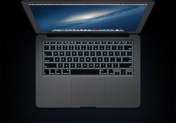 New Macbook Air 3