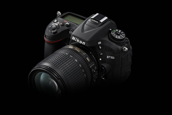 Nikon-D7100-DSLR
