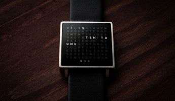 Qlocktwo W Watch