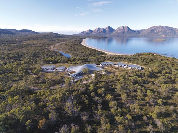 Saffire Freycinet Hotel - Australia 1