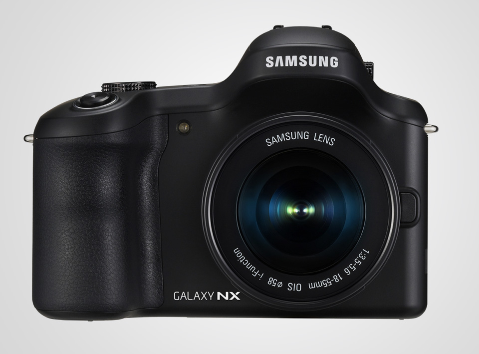 Samsung Galaxy NX Android Digital Camera 4