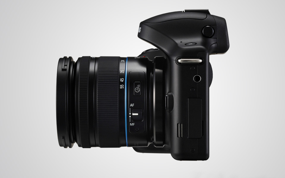 Samsung Galaxy NX Android Digital Camera 8