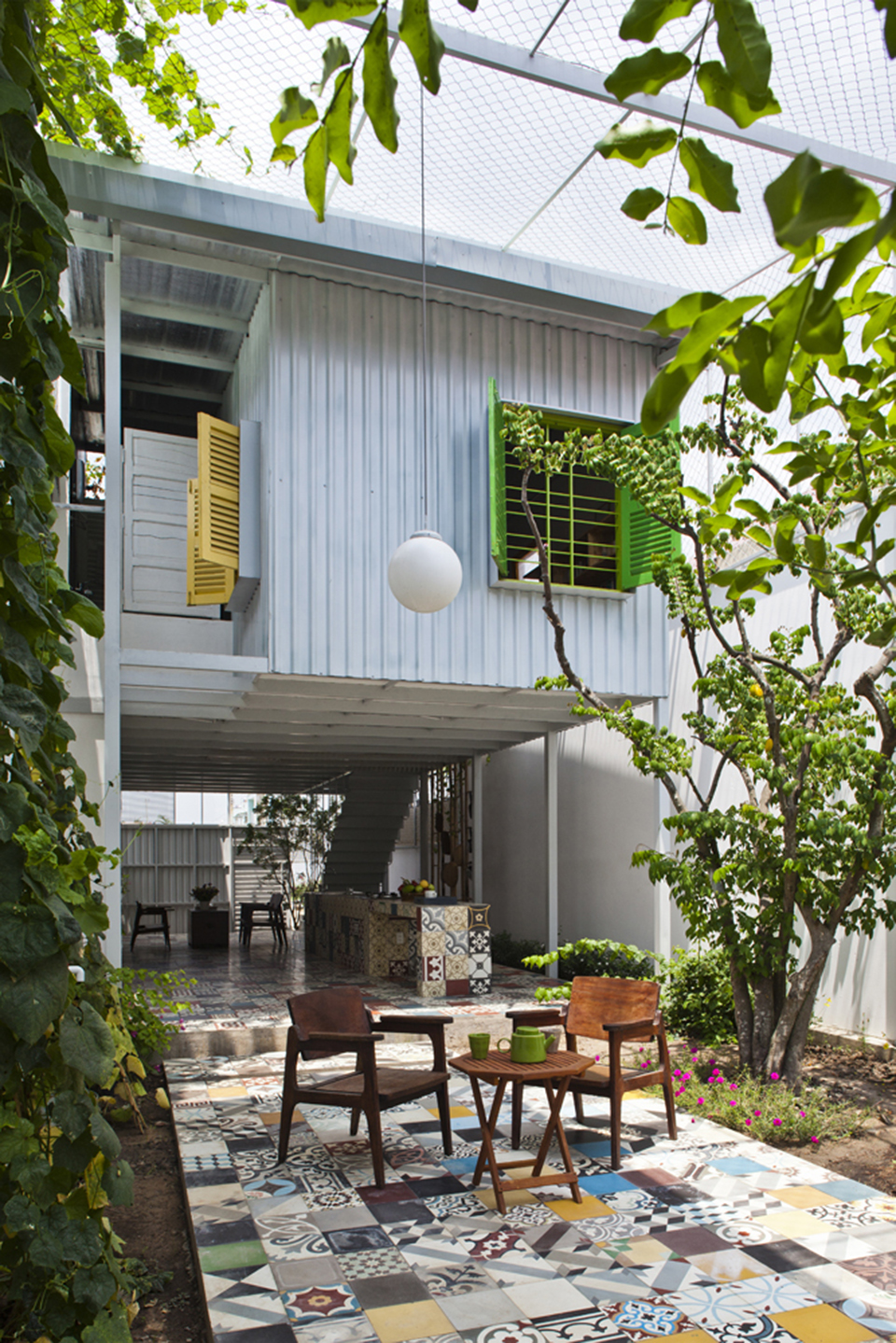 The Nest House by a21studio 3