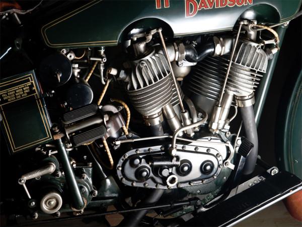 1922 Harley Davidson JD Motorcycle 3 600x450 1922 Harley Davidson JD Motorcycle