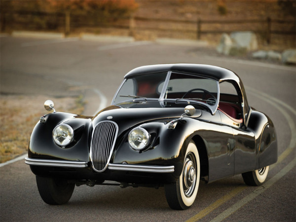 1954 Jaguar XK120 Roadster 1 600x450 1954 Jaguar XK120 Roadster