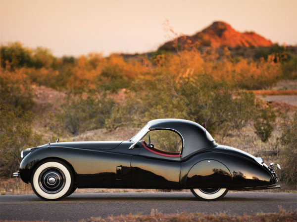 1954 Jaguar XK120 Roadster 5