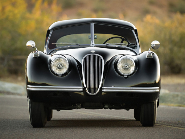 1954 Jaguar XK120 Roadster 7
