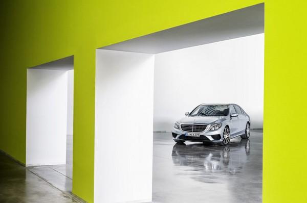 2014 Mercedes S 63 AMG 11 600x398 2014 Mercedes Benz S63 AMG 4MATIC