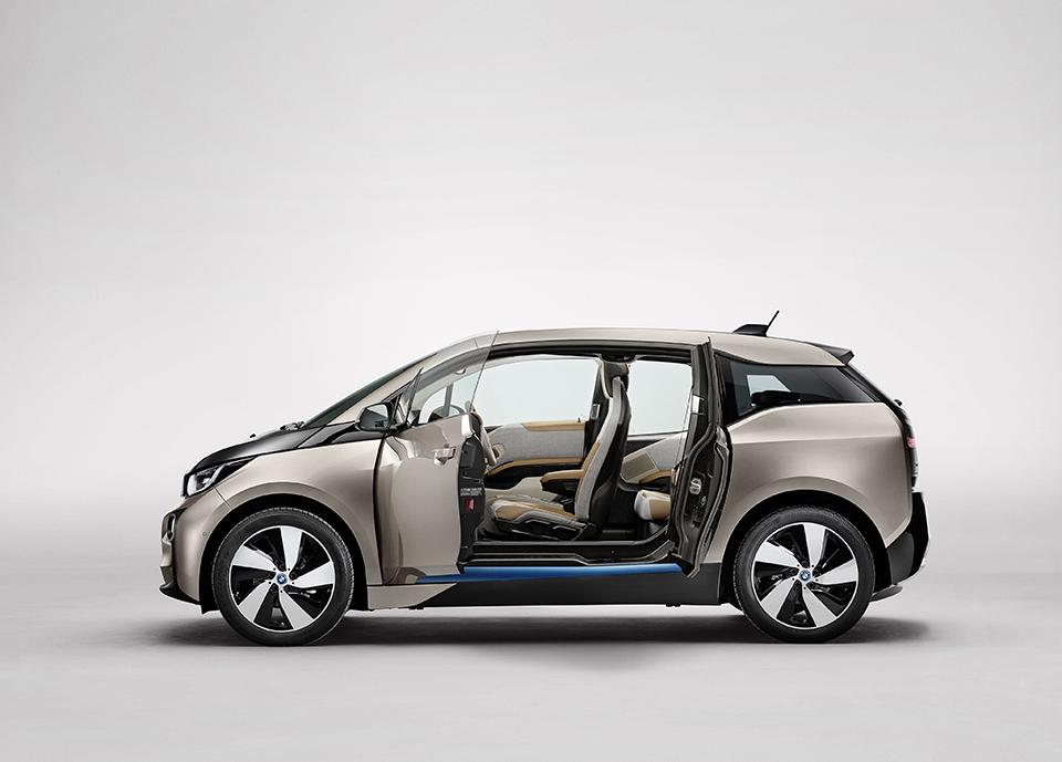 BMW i3 Electric Car (1)