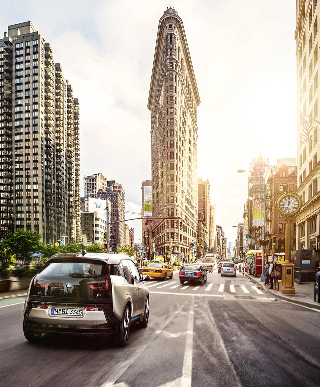 BMW i3 Electric Car (10)