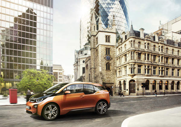 BMW i3 Electric Car (11)