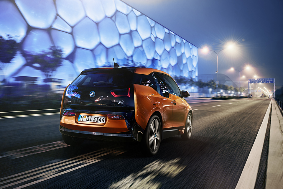 BMW i3 Electric Car (12)