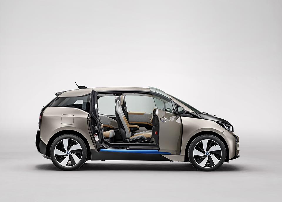 BMW i3 Electric Car (2)