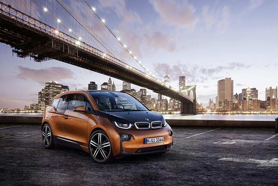 BMW i3 Electric Car (3)
