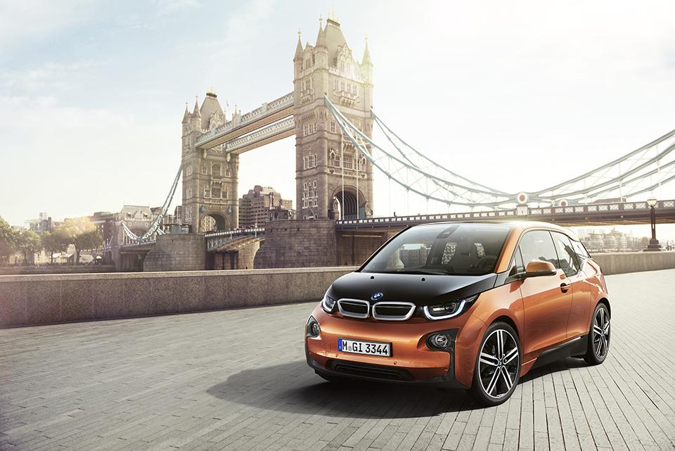 BMW i3 Electric Car (7)