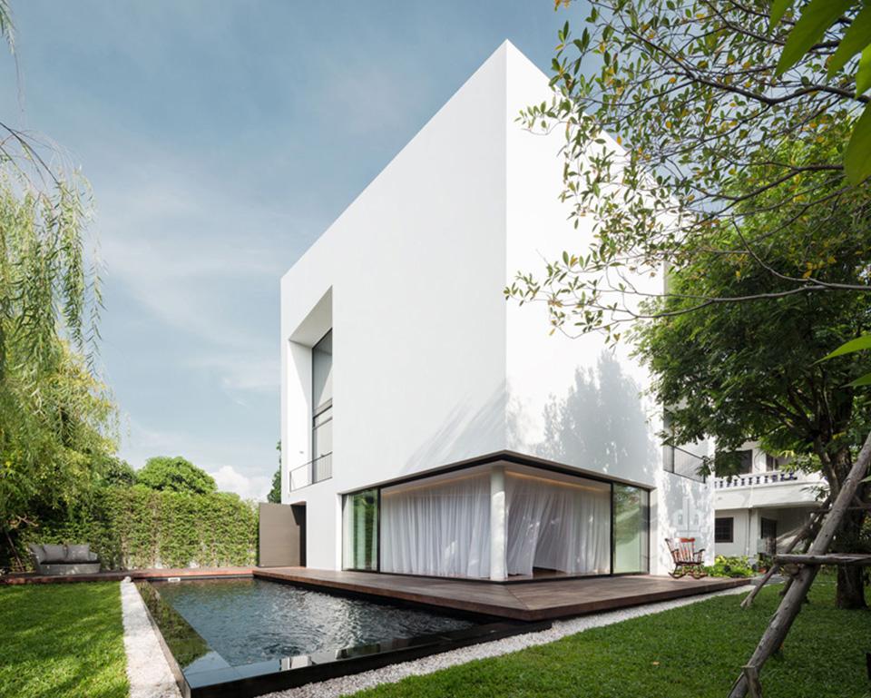Baan Moom House by IF 2