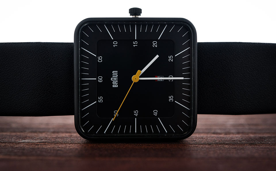 Braun-BN0042-Black-Date-Leather—Side-View