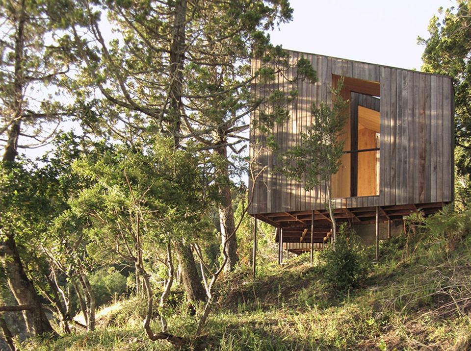 Lakefront Sauna by Panorama Arquitectos 3