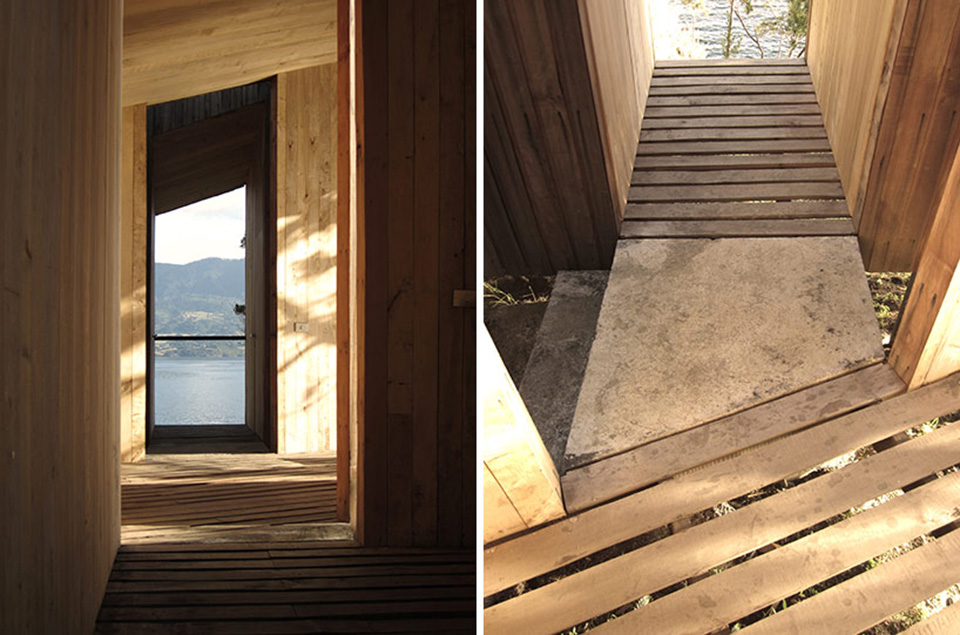 Lakefront Sauna by Panorama Arquitectos 8