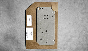 Luna Concrete iPhone 5 Skin