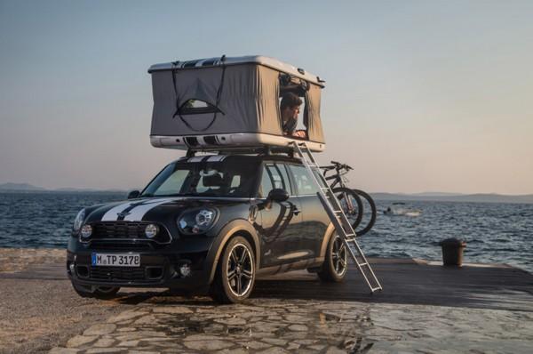 MINI Clubvan Camper Concept 11
