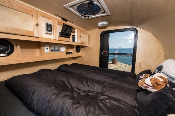 MINI Clubvan Camper Concept 12
