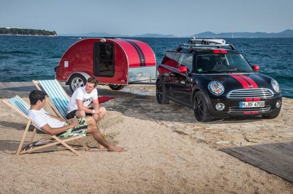 MINI Clubvan Camper Concept 6