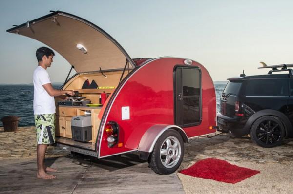 MINI Clubvan Camper Concept 7